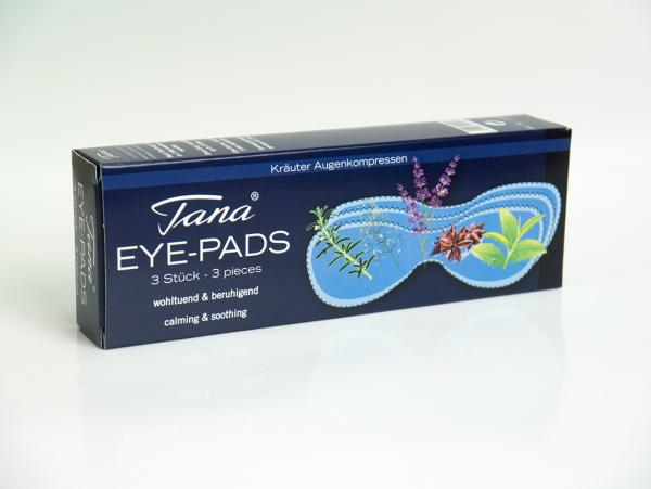 Eye-Pads (incl.3 pieces)