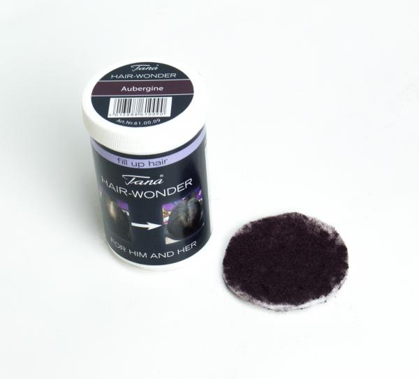 Hair-Wonder, aubergine